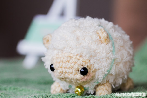 Fluufie the Amigurumi Sheep by Momomints