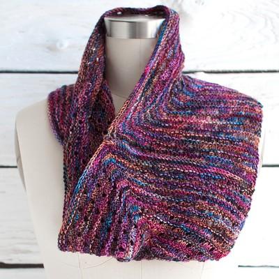 Manos del Uruguay Alegria shawl