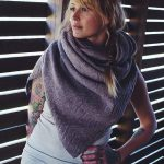 Yoga Shawl by Andrea Mowry
