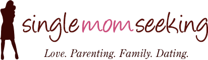Single Mom Seeking Logo